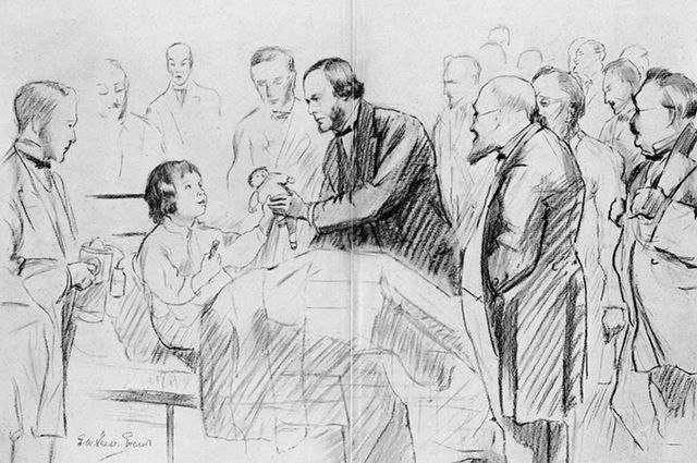 Тернистый путь антисептики, или Когда хирургия была непопулярна