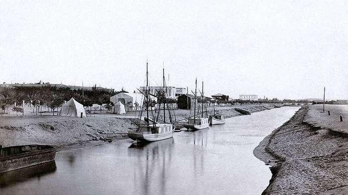 В обход Ладоги. Как проект Петра I спас жизни тысячи моряков.