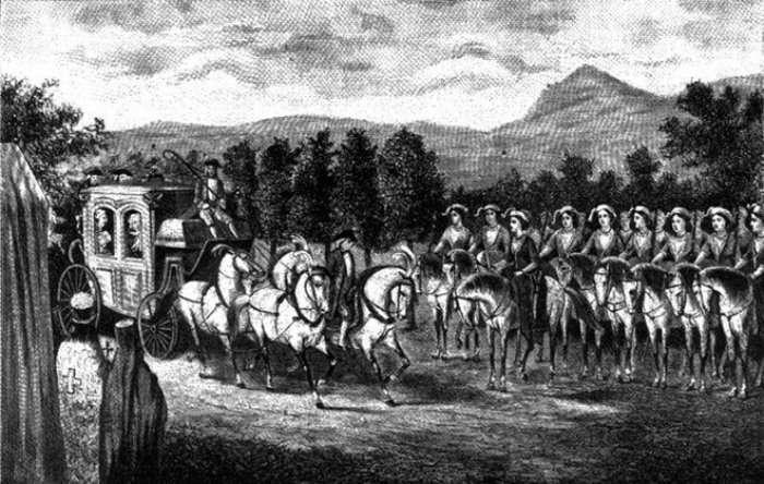 Правда и вымысел о «потемкинских деревнях»: рождение и разоблачение мифа