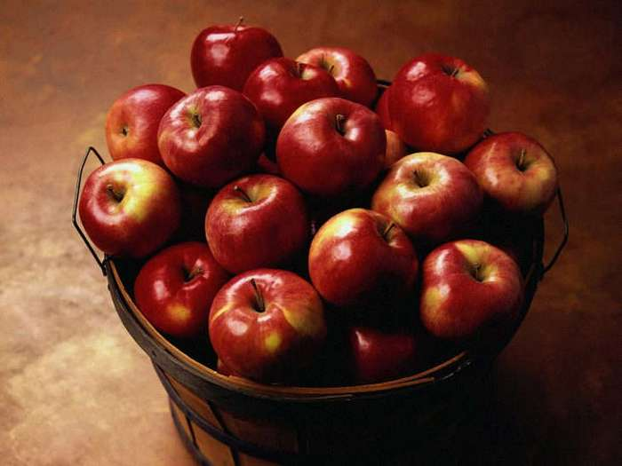 Ведро с яблоками. Замечательная притча, которую хочется цитировать