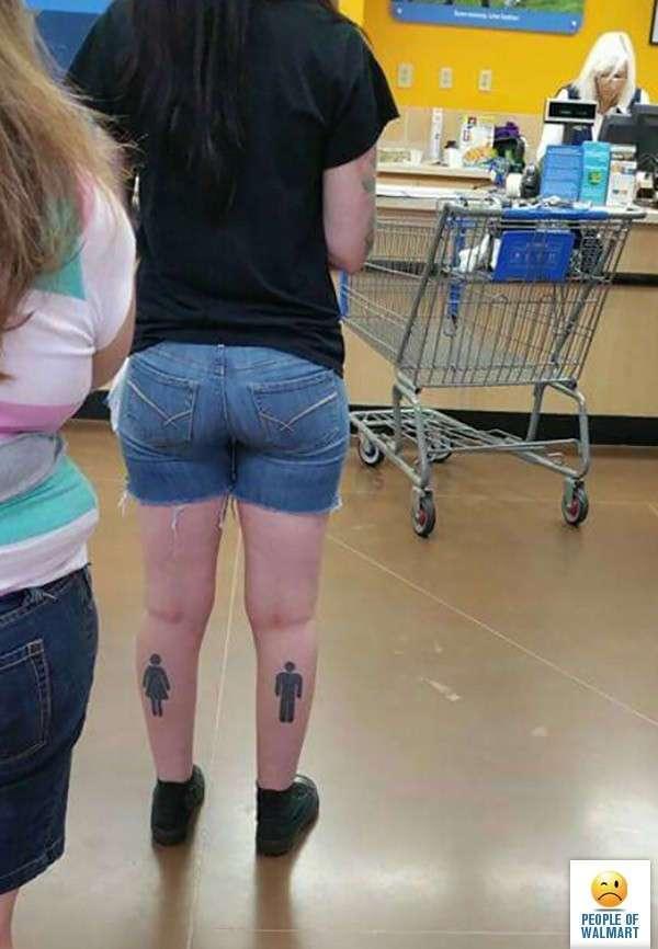 Тотальное безумие или двинутые покупатели американских супермаркетов