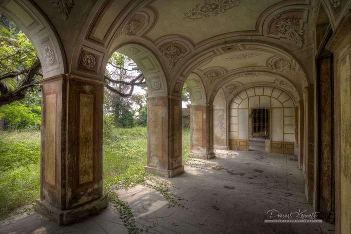 Заброшенные места Италии