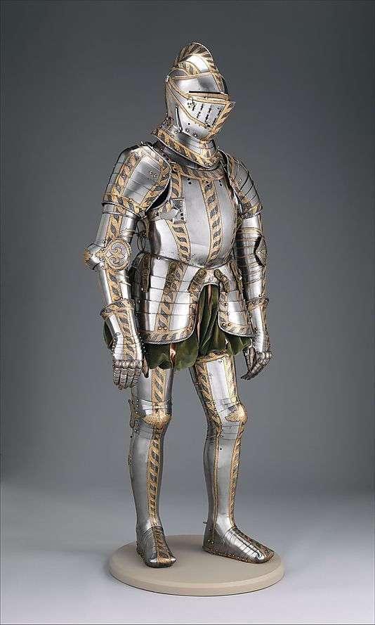Распространённые заблуждения и вопросы по средневековому оружию и броне