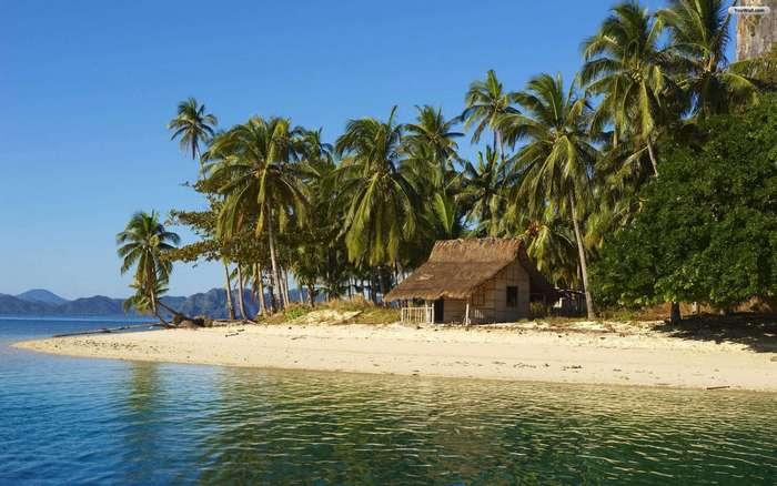 Мечта интроверта: 20 одиноких домиков на островах