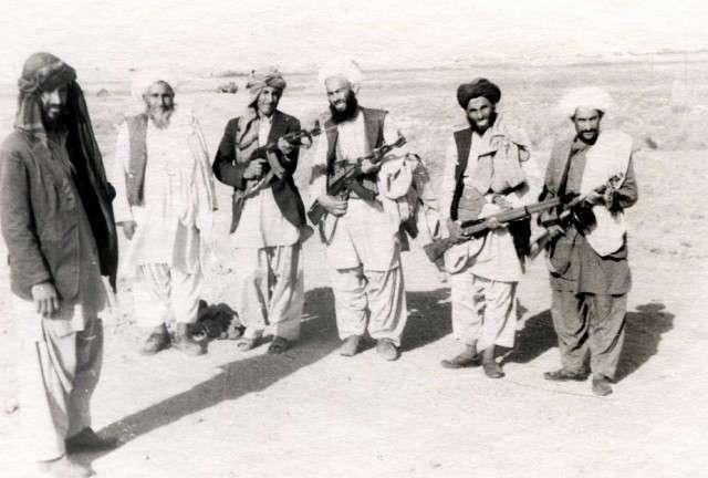 Должность — мушавер. Советская разведка в Афганистане