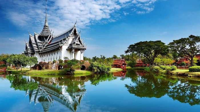 Про переезд в Таиланд