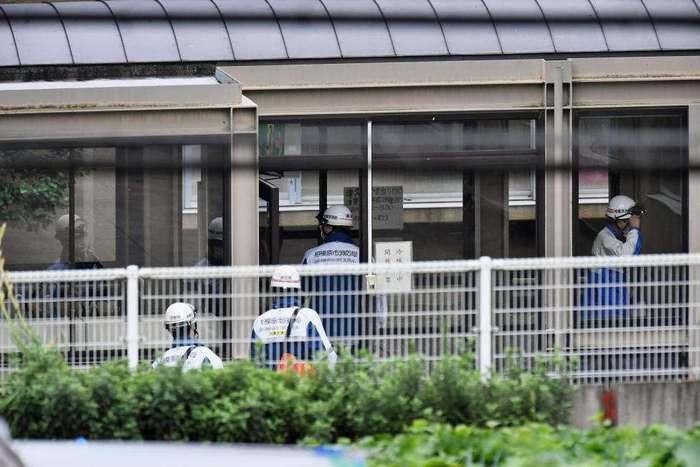 Резня в Японии