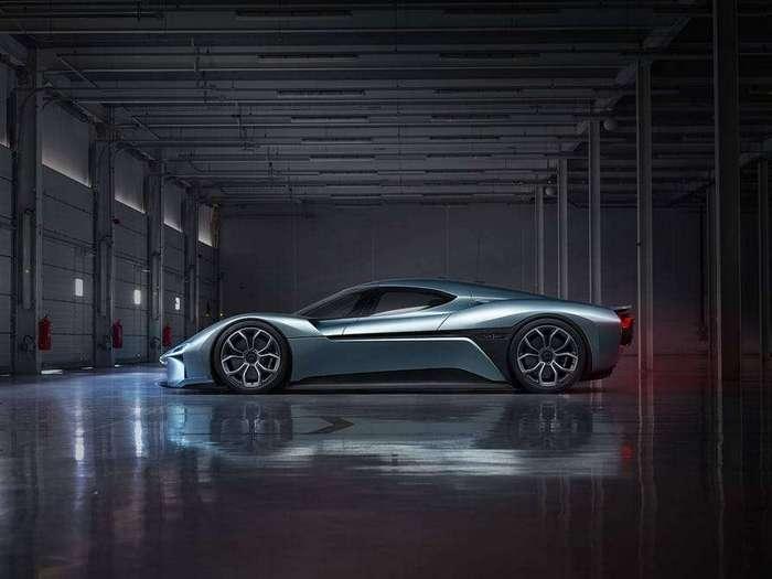 Китайцы представили электромобиль, который может стать самым быстрым электрокаром в мире