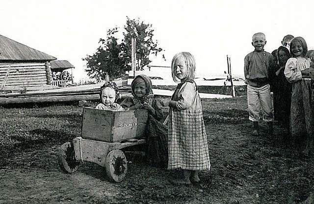 Воспитание духа. Как растили русских детей