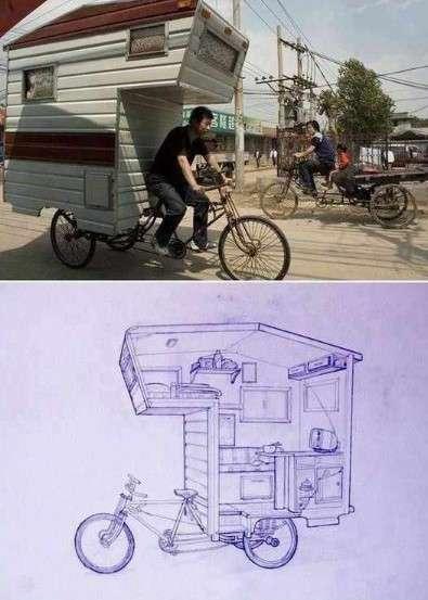 Изобрести велосипед и умереть