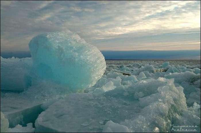 Суровые зимы Норильска