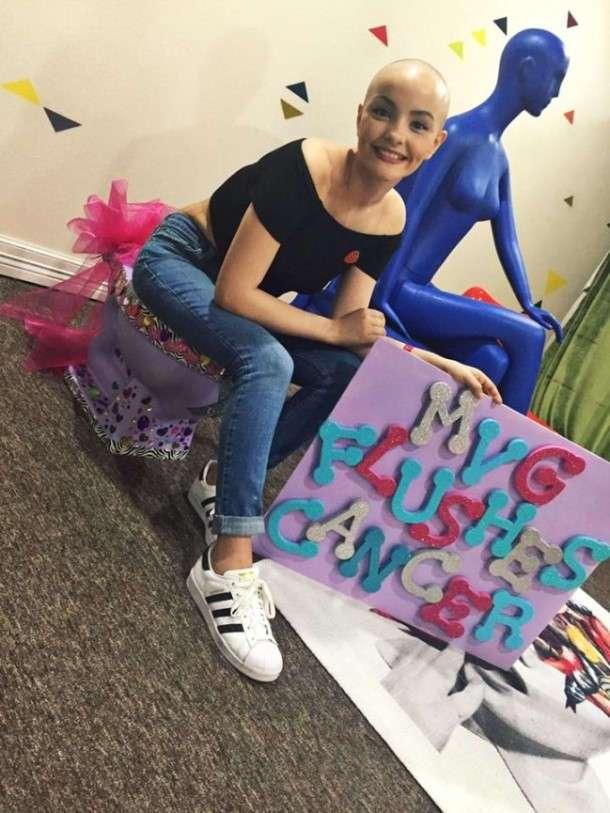17-летняя школьница: «Рак не помешает мне быть принцессой»