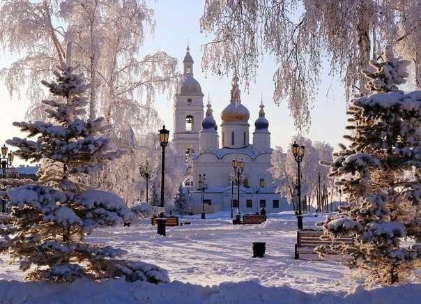 Красоты РОССИИ!
