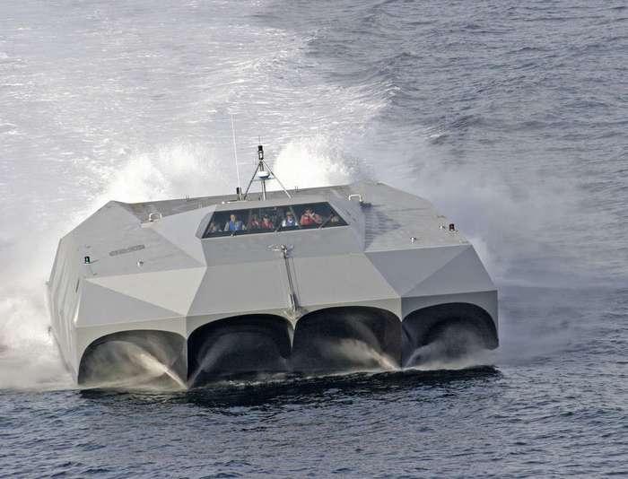 Водный монстр M80 Stiletto