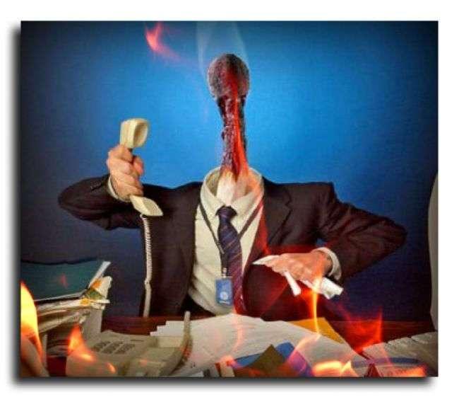 Эмоциональное выгорание: как не сгореть на работе