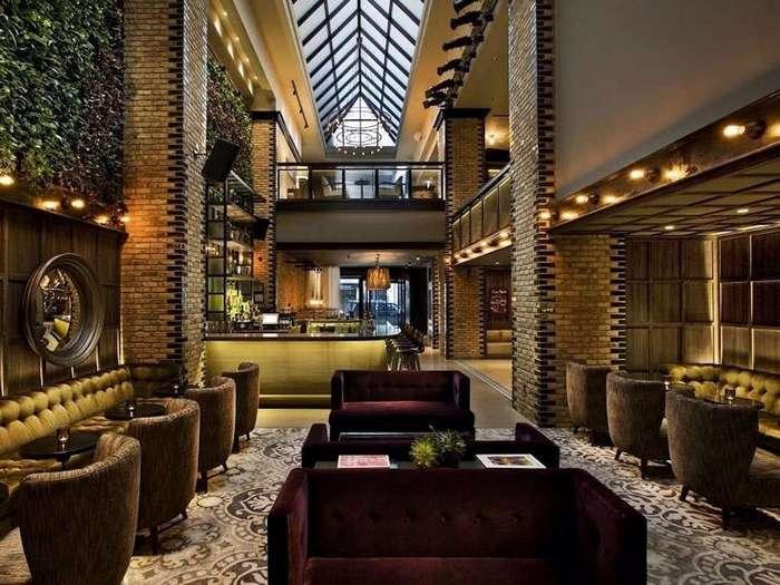 Лучшие отели мира по версии журнала для путешественников «Conde Nast Traveler»