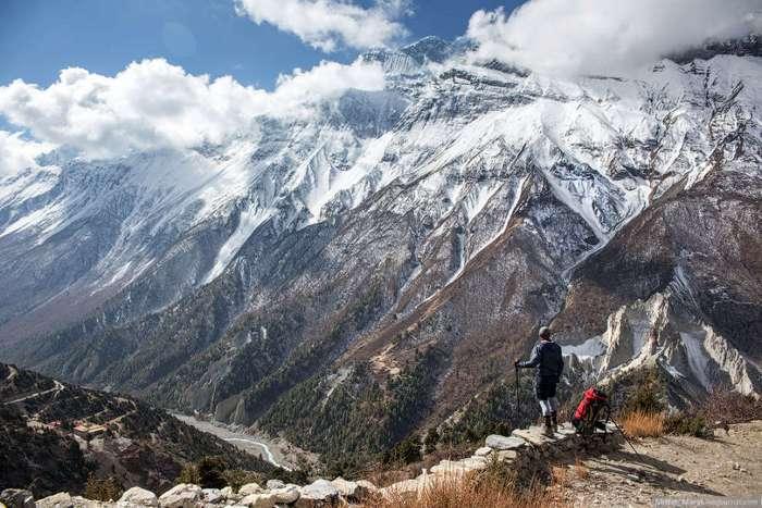 Гималаи: Кольцо Аннапурны