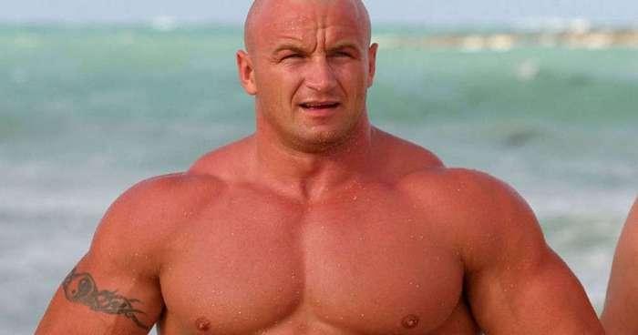 10 самых сильных мужчин в истории