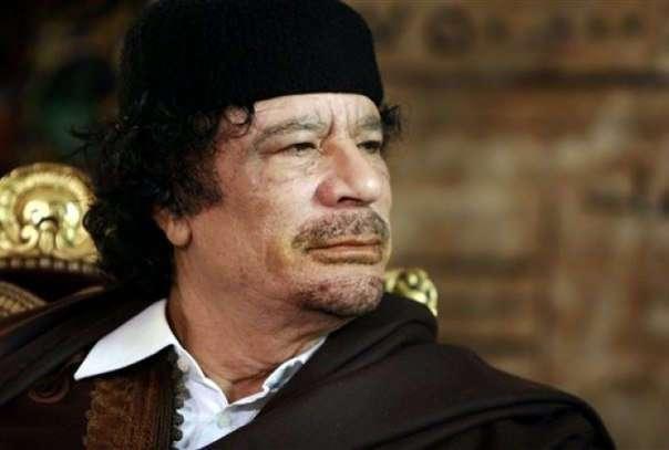 Свержение Каддафи стало первой войной Запада за питьевую воду