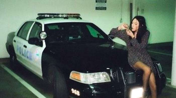 Когда ты чихать хотел на эту полицию