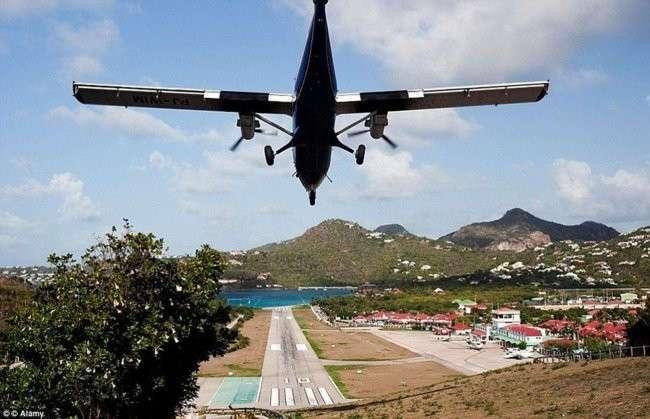 Опаснейшие аэропорты в мире