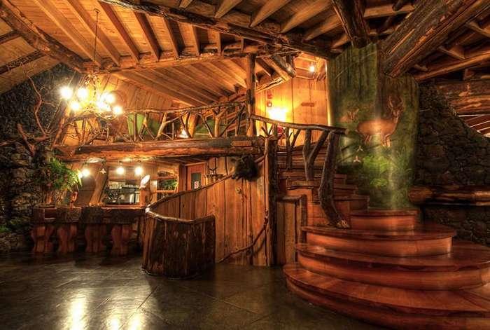 Montana Magica Lodge: удивительный отель-вулкан в Чили