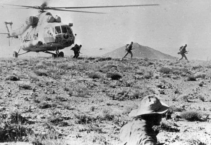 Подвиг воинов-десантников во время эвакуации посольства России из Афганистана в 1992 г.