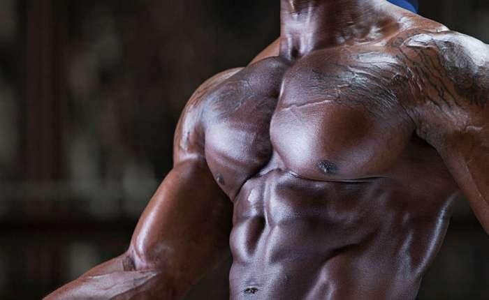 Как быстро накачать мощную грудь