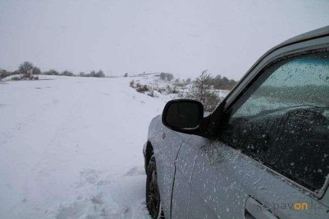 Что делать, если ваша машина заглохла на трассе, а вокруг - только ледяная степь?