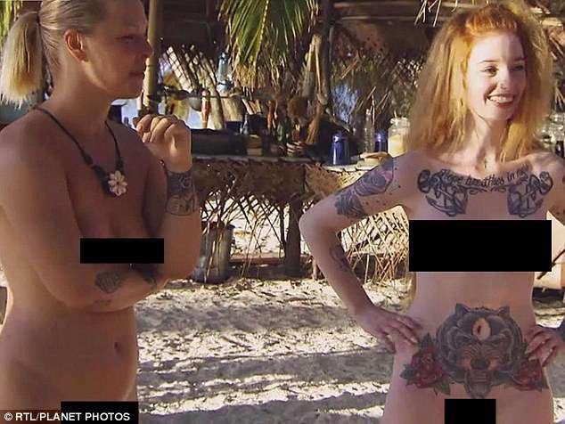 Адам ищет Еву: участников нового немецкого телешоу раздели догола