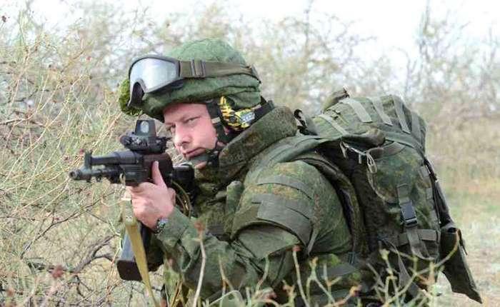 Ратник: мощная броня русского богатыря