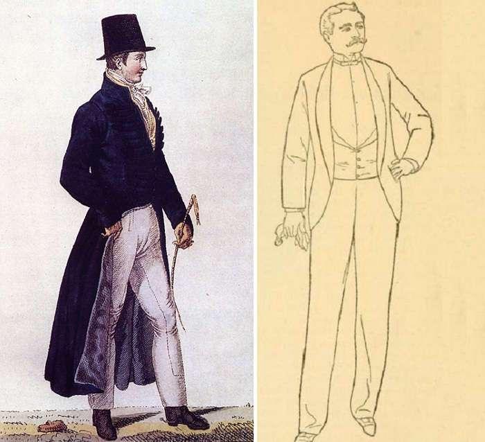 «Король пижонов» – модник XIX века, в гардеробе которого было 5000 галстуков и 300 пар перчаток