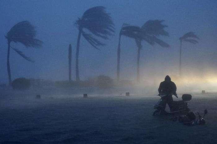 Человек против Тайфуна