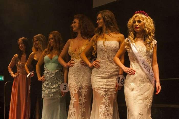 В Англии выбрали «Мисс СССР-2016»
