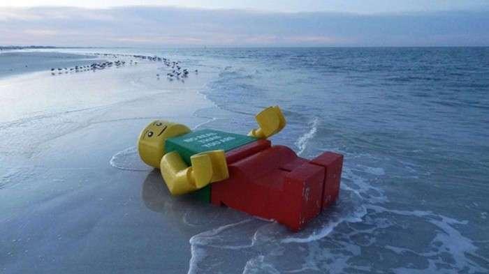 10 удивительных находок, обнаруженных на пляжах по всему миру