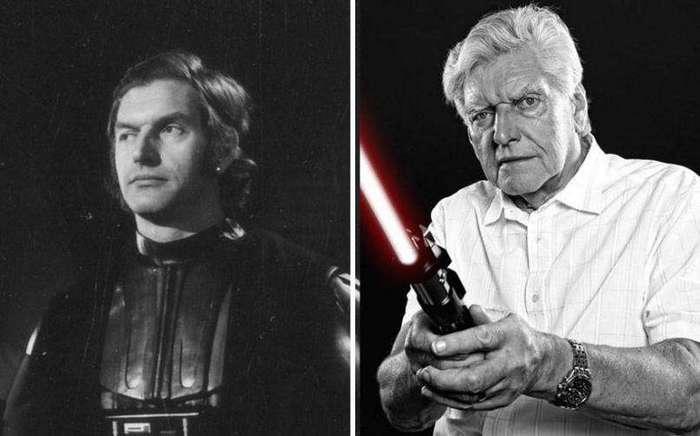 """Актеры саги """"Звездные войны"""" – тогда и сейчас"""