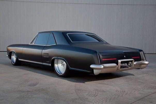 1963 Fesler Buick Riviera.
