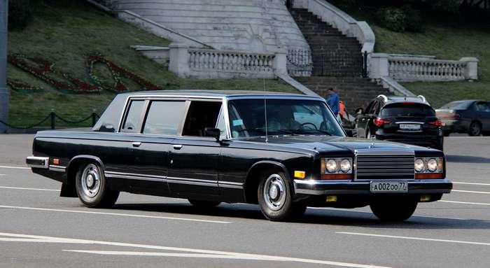 ЗИЛ-4105 («Бронекапсула») - это один из самых защищенных автомобилей в мире