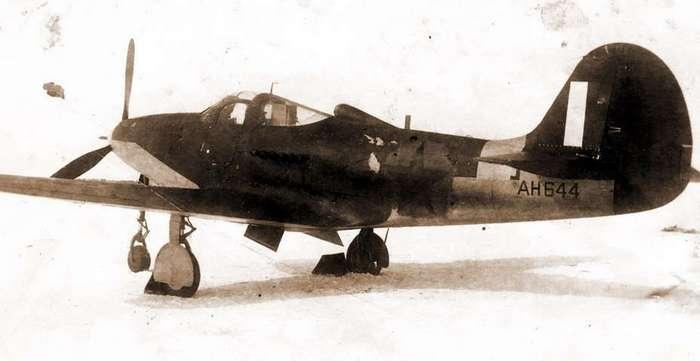 Любимый самолет Покрышкина