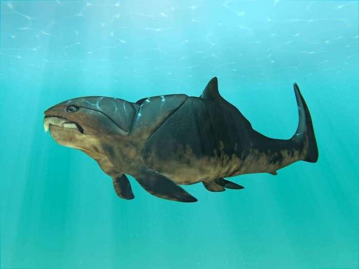 15 самых жутких доисторических существ, которых удалось обнаружить