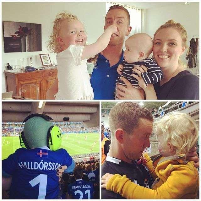 Что публикуют в инстаграме игроки сборной Исландии
