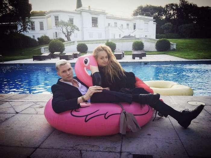 Отдых богатых деток Instagram