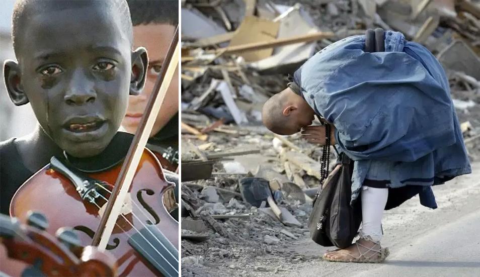 19 невероятно важных фотографий, которые внушают благоговение и страх