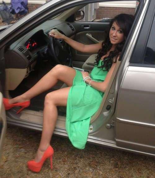Ножки, как у девушки с обложки (25 фото)