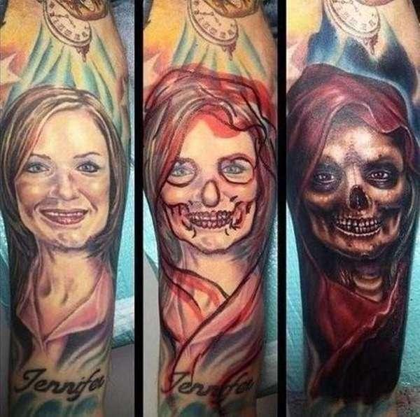 Неудачные каверы татуировок, или Благими намерениями вымощена дорога в ад