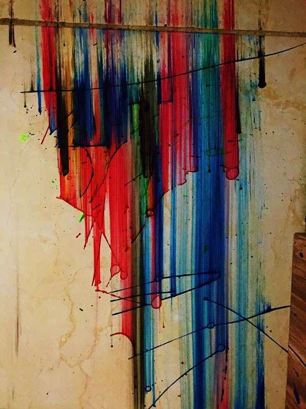 Иногда случайность в искусстве - лучше, чем годы творческих поисков