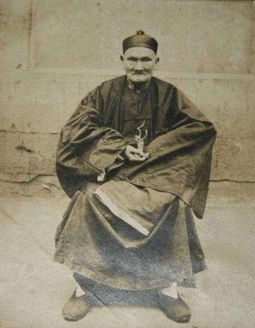 256-летний старик, раскрыл миру тайну долголетия перед своей смертью
