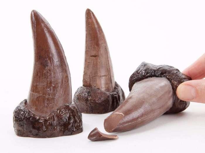 Невероятно реалистичные фигурки из шоколада