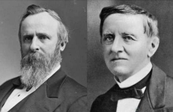Последние американские выборы не самые безумные: Факты из истории самых сумасшедших выборов 1876 года
