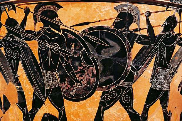 Какими на самом деле были спартанцы